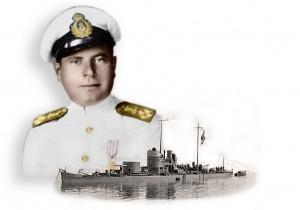 Aleksandar Beric pbb I klase Kt Kr broda DRAVA