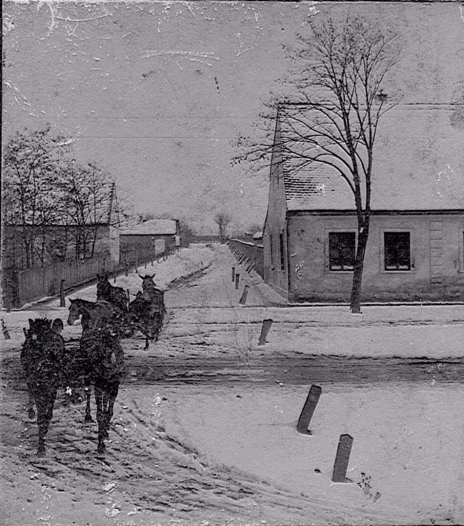 Hvjezdoslavova ulica, Stara Pazova, 1920.godine