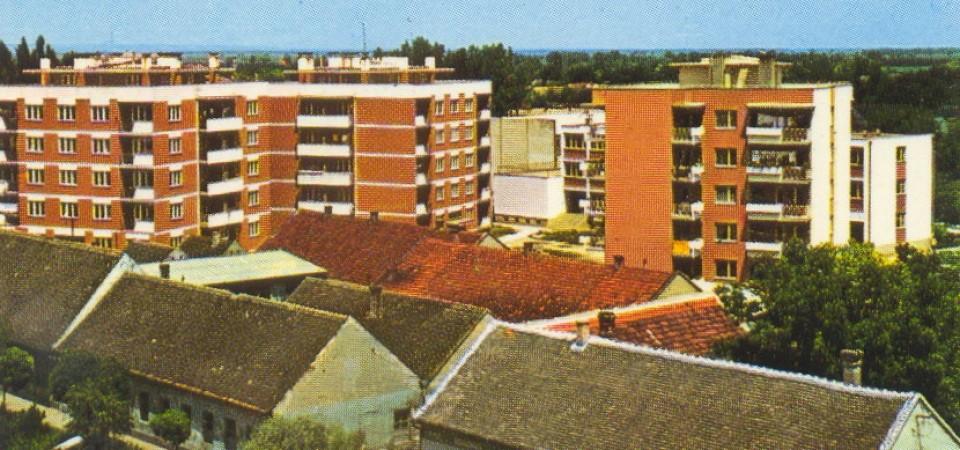 Centar, Stara Pazova, 1978.godine