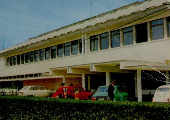 Dom zdravlja, Stara Pazova, 80-tih godina XX veka