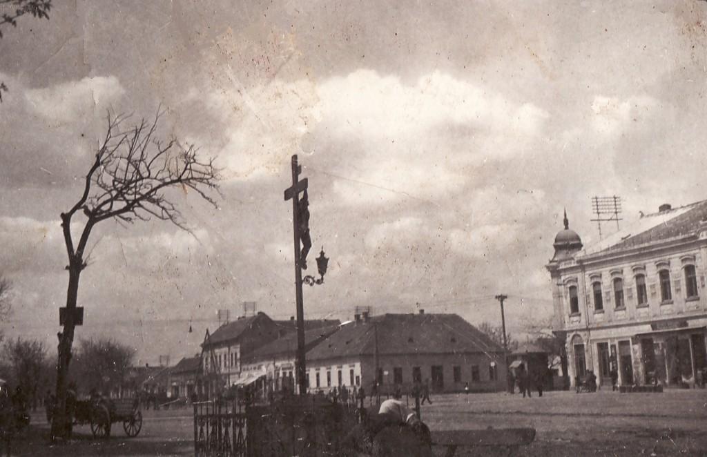 Centar, Stara Pazova, 1920.godine