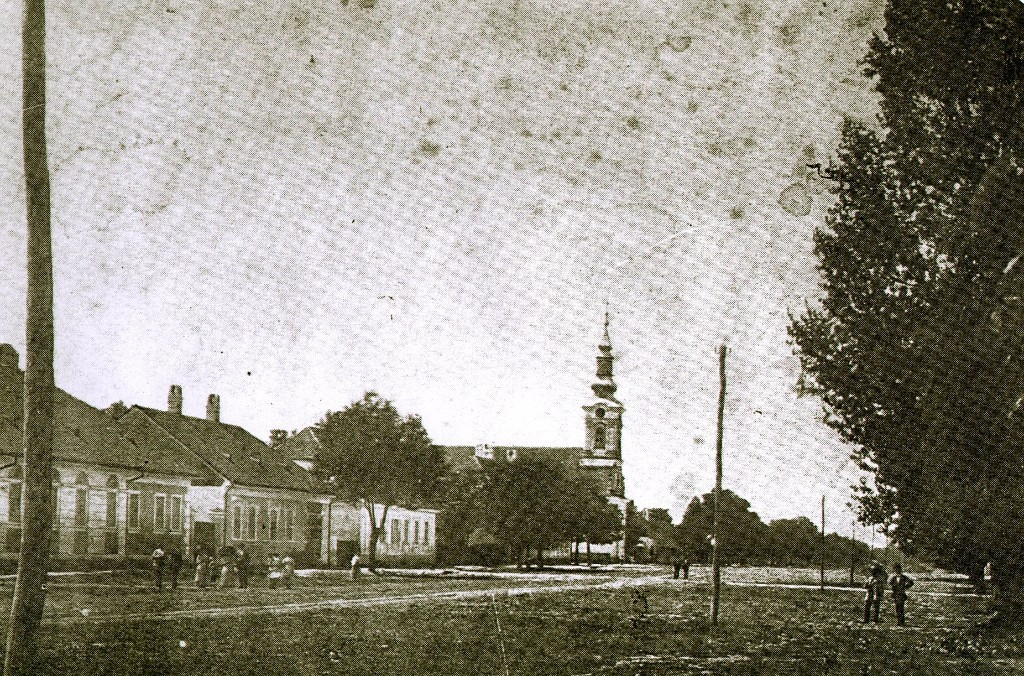 Svetosavska ulica (Selenski šor), Stara Pazova, 1880.godine
