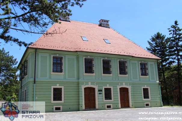 Dvorac Šlos - Golubinci