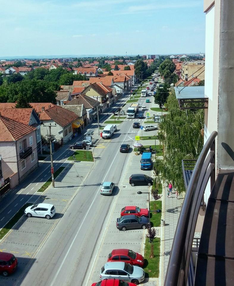 Centar, Novi Banovci
