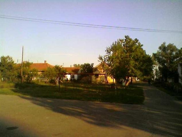 Naselje, Petrović salaš