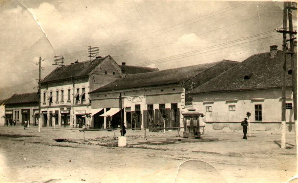 Centar, Stara Pazova, 1952.godine