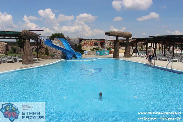 """Sportsko rekreativni centar """"Poseidon""""-Stari Banovci"""