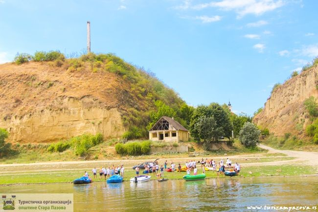 Obala Dunava, Surduk