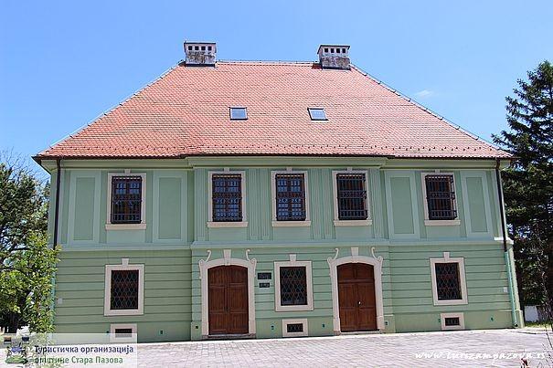 Dvorac Šlos iz druge polovine XVIII veka, Golubinci