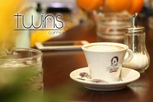 """Café Twins"" - Nova Pazova"