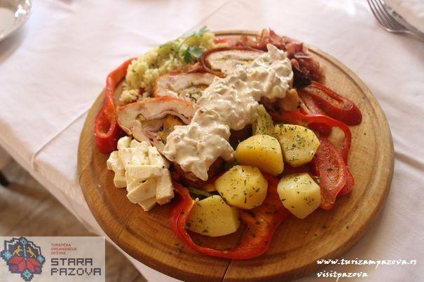 """Restoran """"Staro mesto""""- Nova Pazova"""