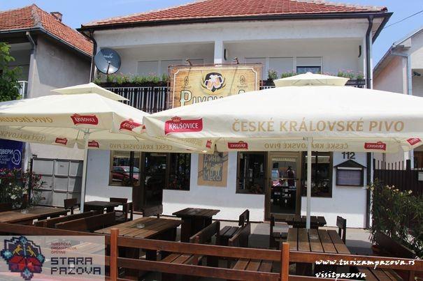 """Bar grill i restaurent """"Pivnica"""" – Nova Pazova"""