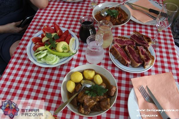 "Etno restoran ""Kućerak u Sremu"" - Surduk"
