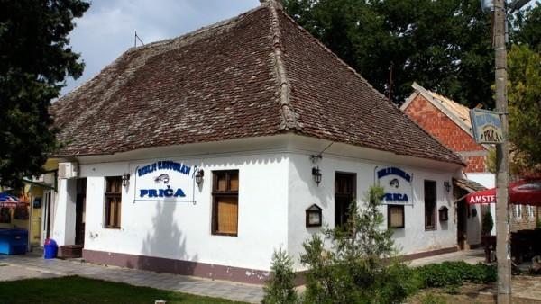 """Riblji restoran """"Priča""""- Novi Banovci"""