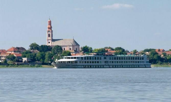 Dunav, Stari Banovci