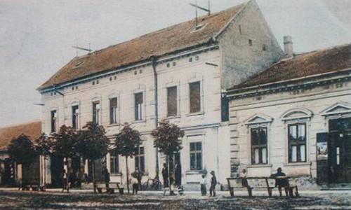 Kuće porodice Lovodić i Ilić, prva polovina 20. veka, Stara Pazova