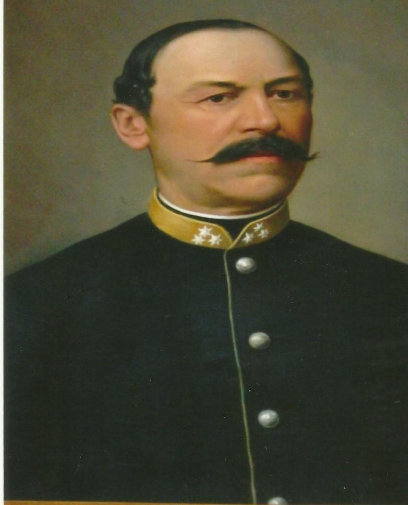 Trifun Vujin car. i kraljevski kapetan, dobrotvor Srpske velike novosadske gimnazije