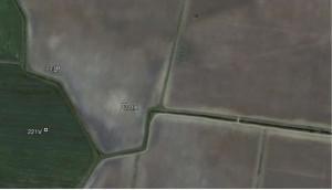 Sl.br. 14- Brestove Međe, lok. br. 221 a-v (Noviciana), satelitski snimak (Google Earth)
