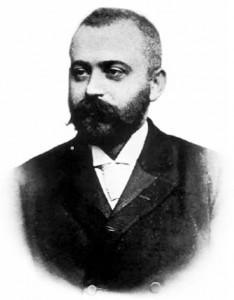 Dr Josip Brunšmid fotografisano oko 1910.god.
