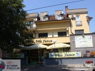 "Hotel ""Vila Sunce""*- Stara Pazova"