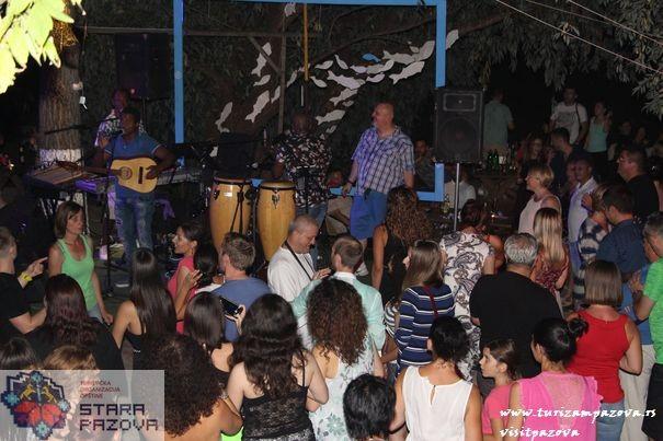 """Veče kubanske muzike """"Bašta pustolova"""" - Stari Banovci"""