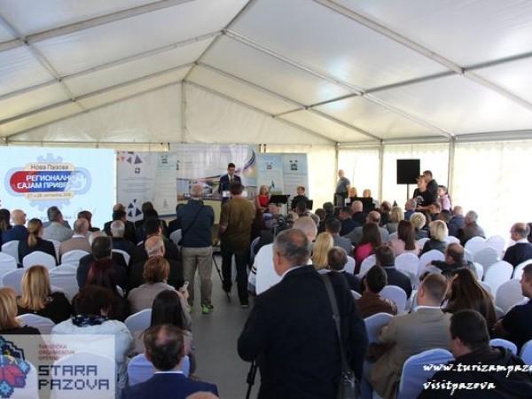Regionalni sajam privrede u Novoj Pazovi
