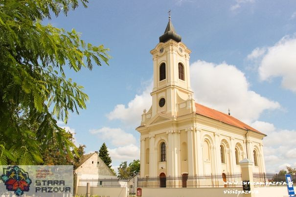 Hram Svetog oca Nikolaja (1816) - Surduk