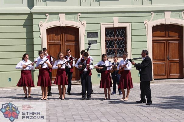 """Tamburaški orkestar HKPD """"Tomislav"""" iz Golubinaca"""
