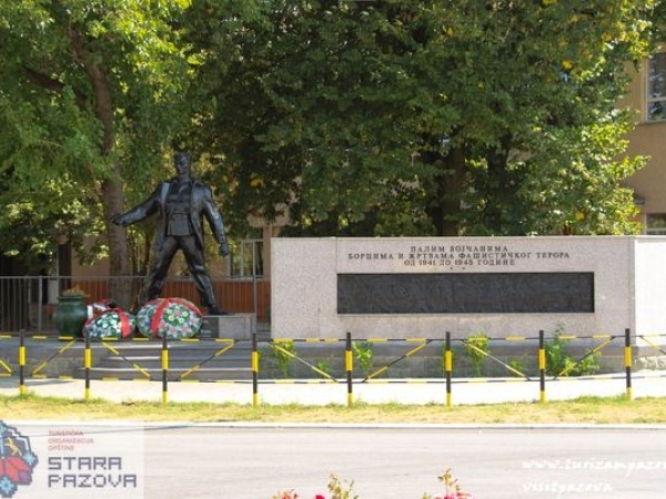 Spomenik borcima NOR-a - Vojka