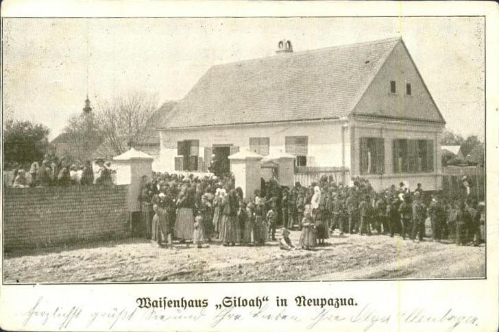 Nova Pazova, prva polovina XX veka