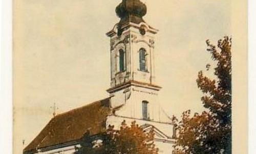 Hram Svetog Proroka Ilije, Stara Pazova, 1930.godine