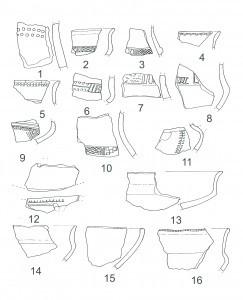 Sl.br.2 - Fragmenti iz eneolitskog perioda