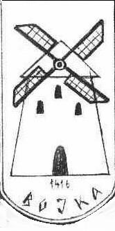 Slika br.3: Grb sela Vojka