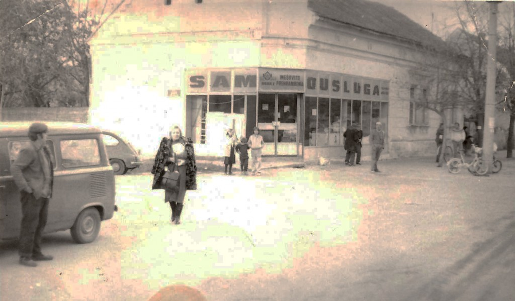 Ispred samousluge, Belegiš, druga polovina XX veka
