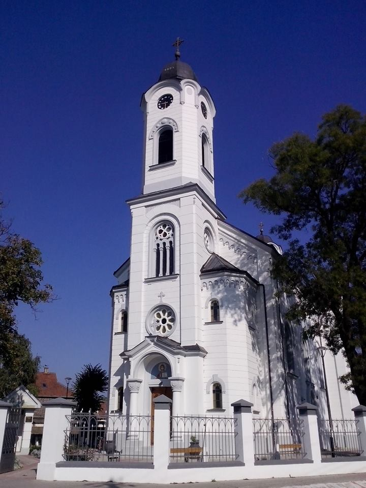 Hram Prenosa moštiju Svetog oca Nikolaja u Belegišu