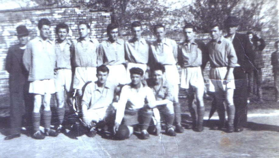 FK Sremac, Vojka, 1951.god.