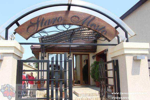 """Restoran """"Staro mesto"""" - Nova Pazova"""