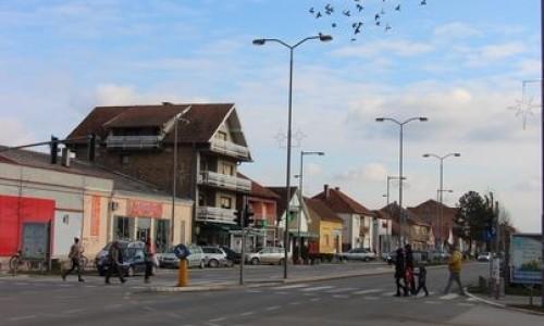 Centar mesta -Nova Pazova