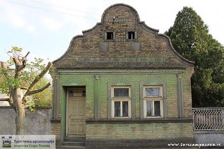 Kuća narodnog graditeljstva (XX vek)