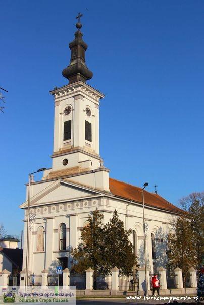 Hram Prenosa moštiju Sv. oca Nikolaja (1857) u Vojki