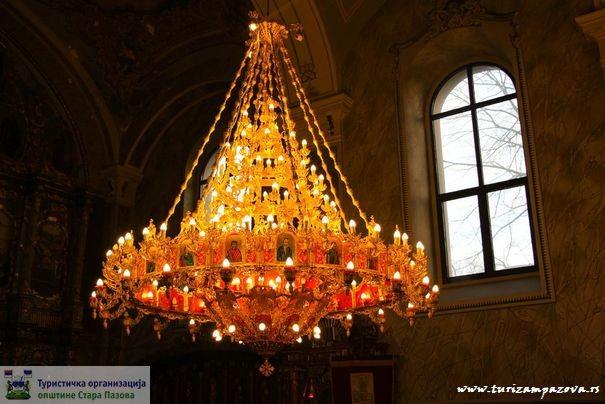 Polijelej u hramu Prenosa moštiju Sv. oca Nikolaja u Vojki