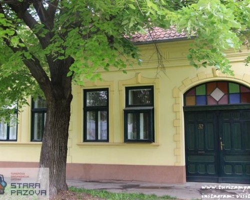 Kuća veletrgovca Proke Rapaića (1925)