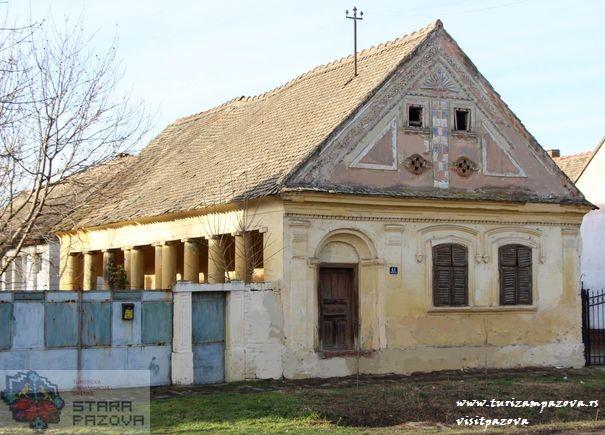 Seoska kuća (kraj XIX veka)