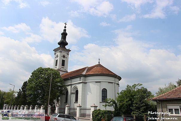Hram Prenosa moštiju Sv. oca Nikolaja (1857)
