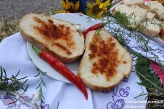 Hleba, masti i paprike