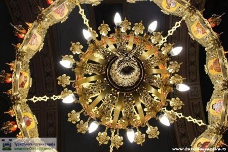 Polijelej u hramu Vavedenja Presvete Bogorodice (1788)