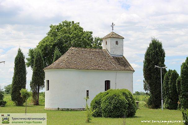 Zavetna kapela – vodica posvećena Svetom Nikoli iz XIX veka