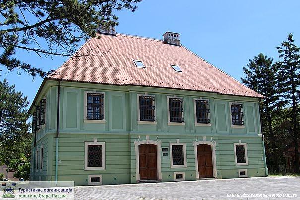 Dvorac-Šlos iz XVIII veka