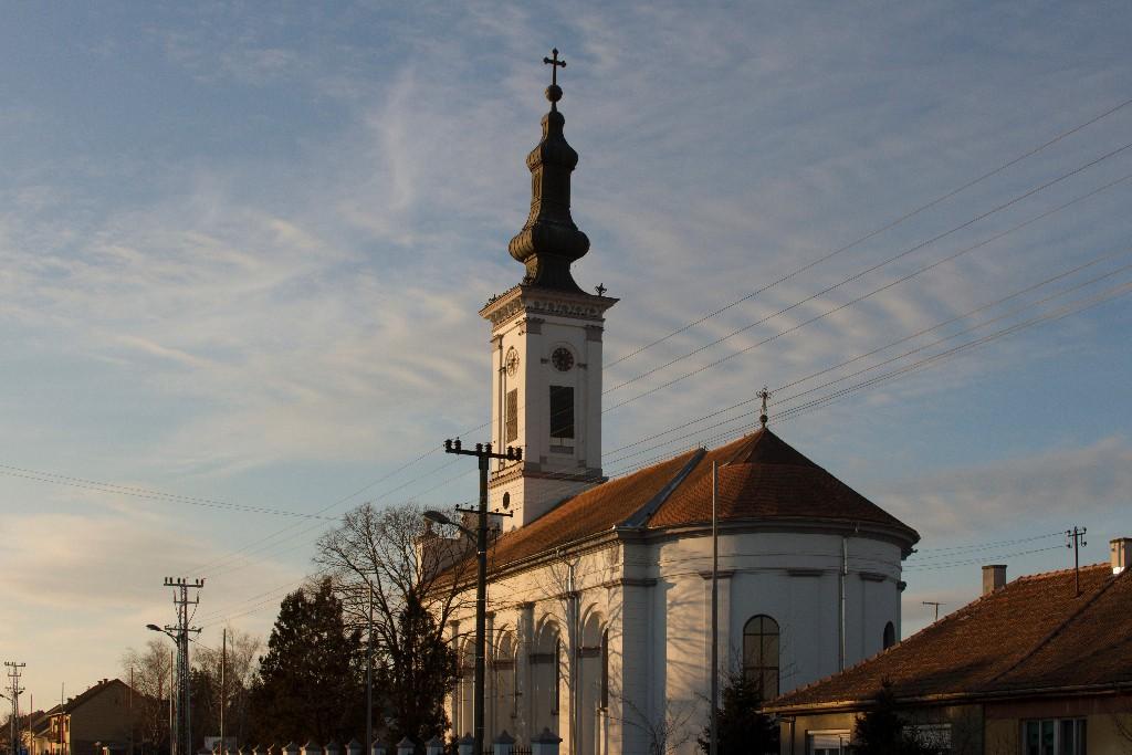 Hram Prenosa moštiju Sv. oca Nikolaja, Vojka
