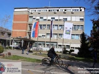 Zgrada Opštine Stara Pazova